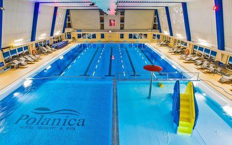 Relax v Polsku: neomezený wellness, bazén i jídlo