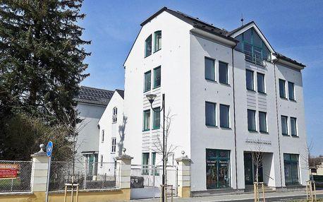 2–5 nocí v příjemném apartmánu v centru Třeboně