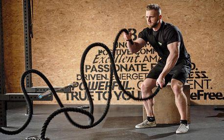 Vstupy do fitness centra nebo na skupinovou lekci