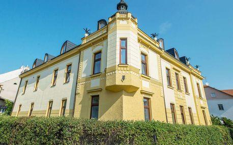 Hotel Lafayette*** v Olomouci