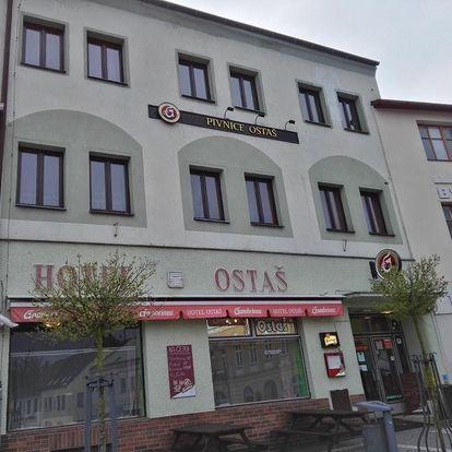 Krásy Broumovska: Hotel Ostaš Police nad Metují