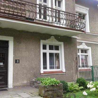Polsko - Kudowa-Zdrój: Apartamenty KAJA
