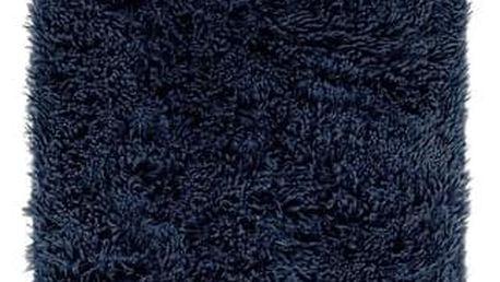 AmeliaHome Kožešina Karvag tmavě modrá, 100 x 150 cm