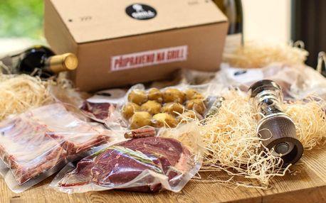 Boxy dobrot na grilování: Klobásky, steaky i přílohy