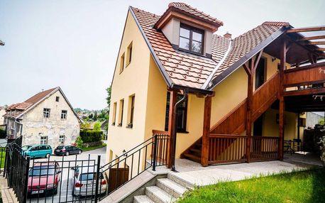 Český Krumlov: moderní apartmány až pro 5 osob