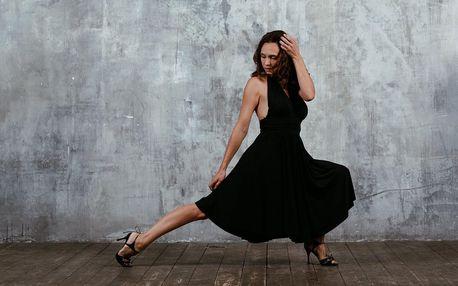 3, 5 nebo 15 lekcí latinských tanců pro ženy