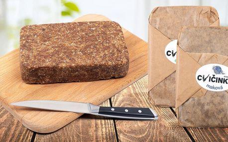 Kilové cihličky zdravých raw Cvičinek: 7 chutí