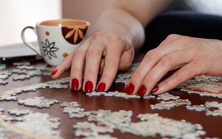 300dílkové puzzle z vlastní fotografie formátu A3