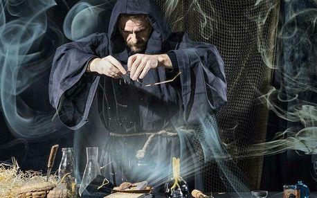 Alchymista: Venkovní úniková hra v Praze