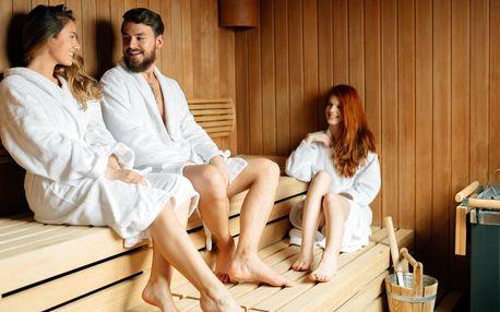 Privátní wellness relax: 2 hod. až pro 4 osoby