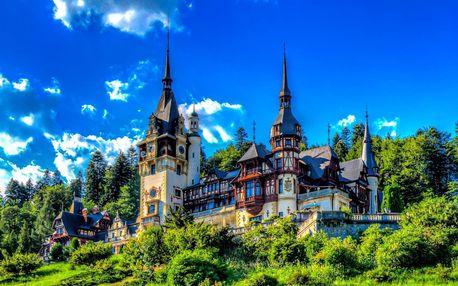 Rumunsko s ubytováním | Transylvánie, Bukurešť, neskutečné zámky a hrady | Hotel se snídaní v ceně