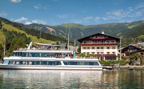 3* Hotel Seehof se snídaní u centra Zell am See