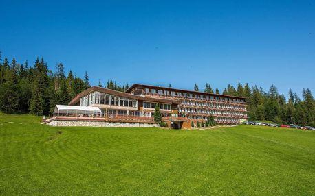 Senior pobyt v tatranském hotelu Magura s wellness