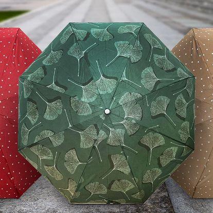 Skládací i automatické deštníky s potiskem