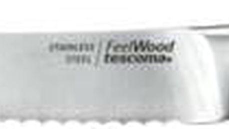 Tescoma Nůž na chléb FEELWOOD, 21 cm
