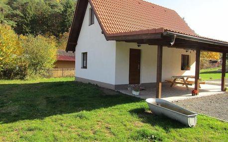 Středočeský kraj: rekreační dům levandule