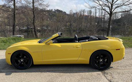 Zapůjčení Chevrolet Camaro Cabrio až na 24 hod.
