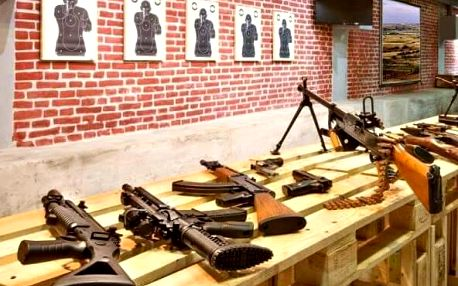Střelba z armádních pušek