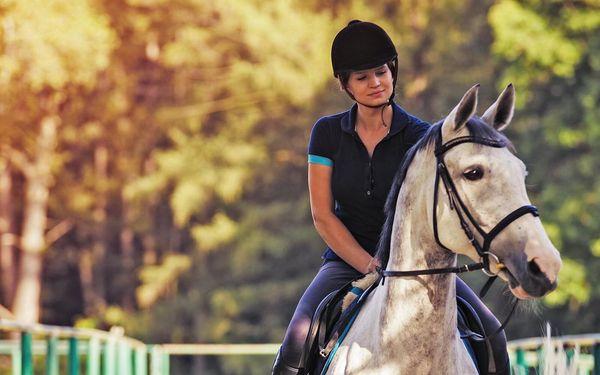 Jízda na koních pro děti, dospělé i rodiny