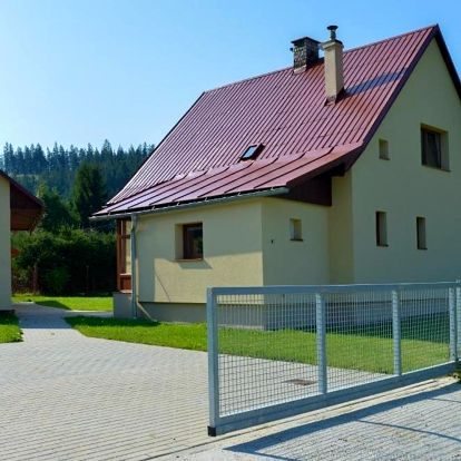 Zlínský kraj: Prázdninový dům Liščí
