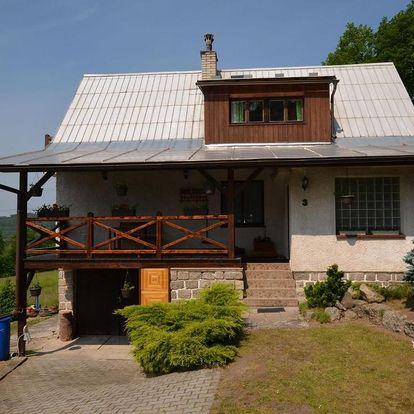 Liberecký kraj: Holiday Home Mirka