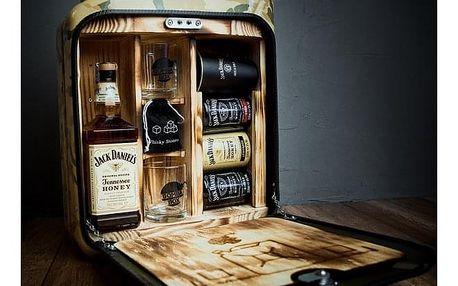 Kanystr Bar Jack Daniel's Honey Černý