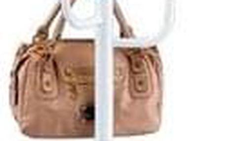 Kovový věšák Heide bílá, 175 cm