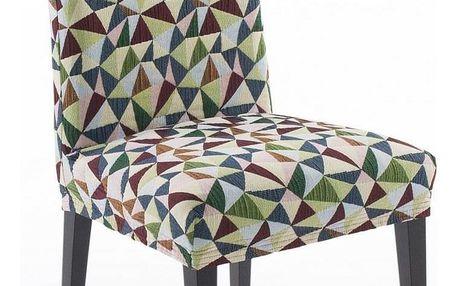 Forbyt Multielastický potah na celou židli Baden Big, 60 x 60 x 65 cm, sada 2 ks