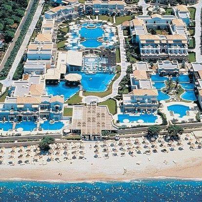 Řecko - Kréta letecky na 7-15 dnů