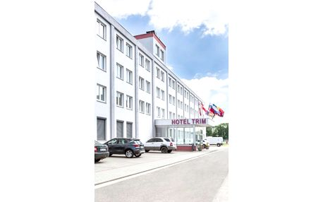 Pardubice, Pardubický kraj: Hotel Trim