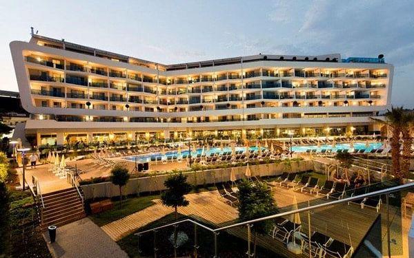Selene Beach & Spa Hotel, Alanya, Turecko, Alanya, letecky, polopenze2