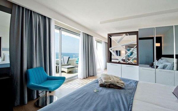 Selene Beach & Spa Hotel, Alanya, Turecko, Alanya, letecky, polopenze4