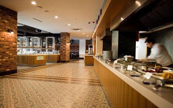 Selene Beach & Spa Hotel, Alanya, Turecko, Alanya, letecky, polopenze5