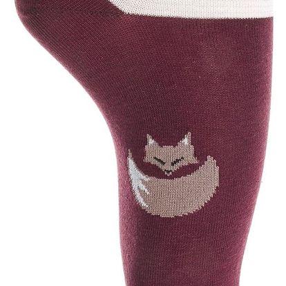 Pesail Dámské ponožky CW341A Velikost: 35 - 38