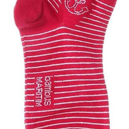 Bambus quality Kotníčkové ponožky BB26814.1 Velikost: 35-38