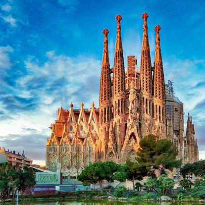 Katalánsko se zastávkou v Monaku   6denní poznávací zájezd   Barcelona, Monako, Costa Brava a další