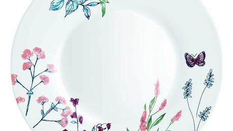 Luminarc Sada mělkých talířů ISAURE 28 cm, 6 ks