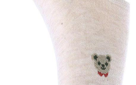 Aura.Via Dámské ponožky NDD6236BR Velikost: 38 - 41