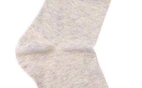 SOCKS4FUN Ponožky s bio bavlnou 2662G Velikost: 43-46