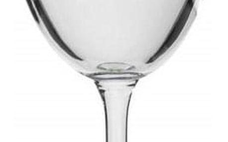 Sada sklenic na bílé víno LEONA 230 ml, 6 ks