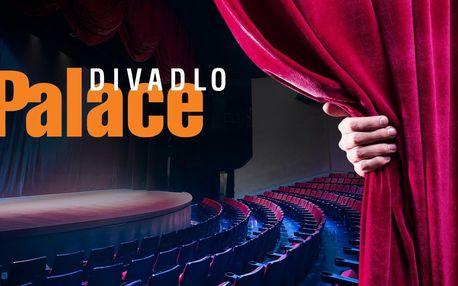 30% nebo 50% sleva na 2 vstupenky do Divadla Palace