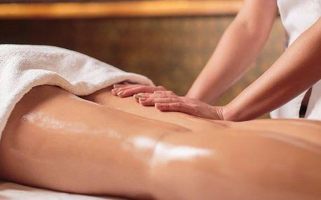 45minutová ruční lymfatická masáž nohou
