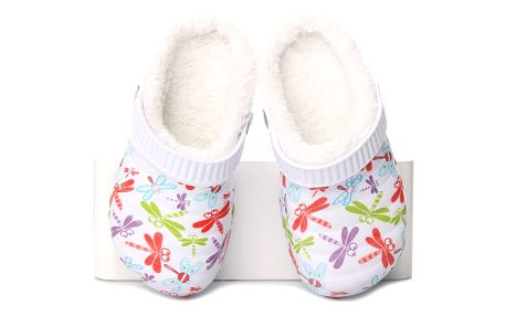 ROAD STAR Dětské zateplené pantofle RS-1306C Velikost: 30 (17,5 cm)