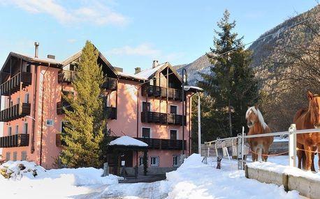 Marilleva / Folgarida | Hotel Park Hotel Bellevue*** | Dítě do 9,99 let zdarma | Ubytování, Polopenze