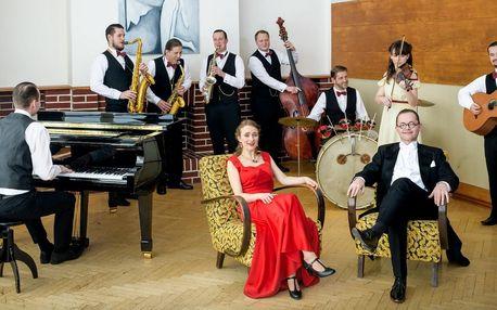 Koncert: Hrajeme vám dnes československý džes