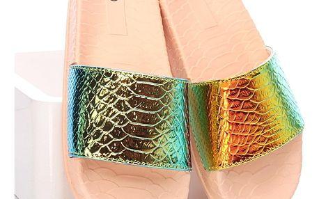 Timelook fashion Letní pantofle TVL-3NU Velikost: 39 (25 cm)