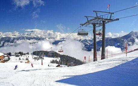 Parádní zima v Alpách u sjezdovek: Hotel Tauplitzerhof *** s neomezeným wellness, slevovou kartou a polopenzí