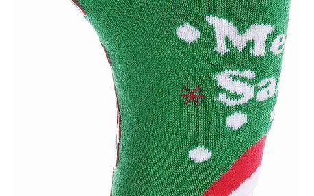 Aura.Via Vánoční ponožky SDV6852.2 Velikost: 35 - 38
