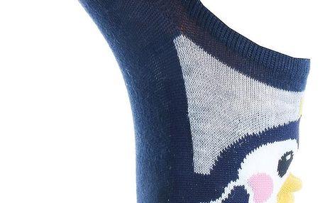 Aura.Via Veselé dámské ponožky NDD6218NA Velikost: 38 - 41