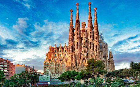 Katalánsko se zastávkou v Monaku | 6denní poznávací zájezd | Barcelona, Monako, Costa Brava a další